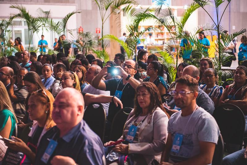 Abertura do Evento com Presidente do Sistema Fecomércio Ceará  – Sr. Maurício Filizola e  Diretor Regional do Sesc e Senac  – Sr. Rodrigo  Leite Rebouças (Aberto ao público)