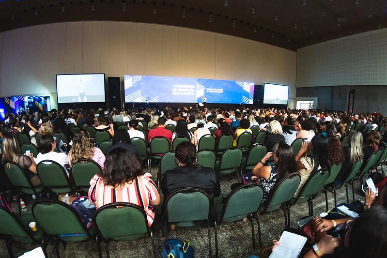 Pré Congresso Senac  – Retrospectiva e Cenários da Educação Profissional com Sidarta Cabral – Gerente de Desenvolvimento e Tecnologia Educacional (Exclusivo público interno Senac)
