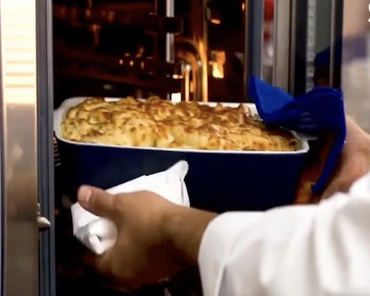 Aprenda a fazer uma saborosa massa gratinada
