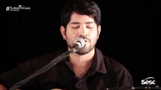 Curta o som incrível de Kalebe João na Mostra de Bandas Sesc Sonoridades