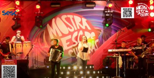 Pra cantar junto com Solange Almeida, Edmar Gonçalves e Bruna Ene