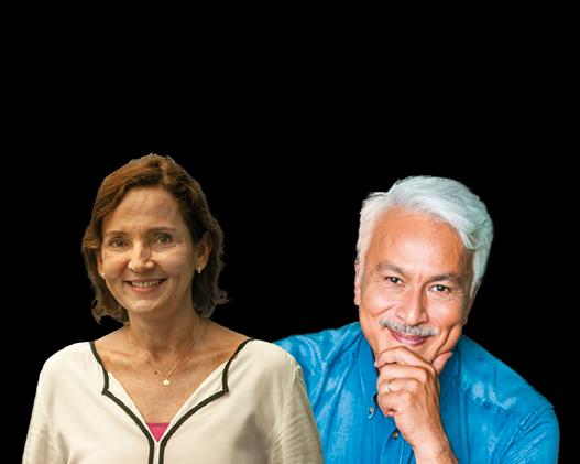 Educação e seus desafios. Izolda Cela e Eduardo Shinyashiki