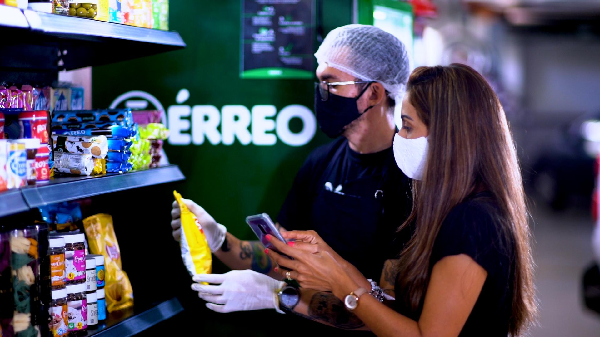Inspira Fecomércio – Térreo Market