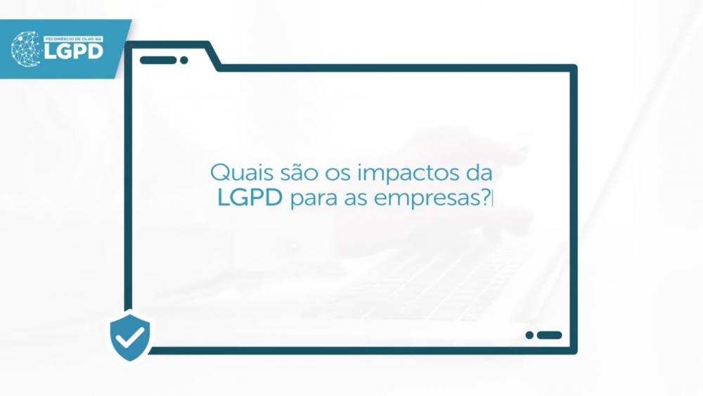 LGPD e os impactos nas empresas. Confira!
