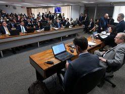 Reforma da Previdência: mais de 370 emendas apresentadas ao texto, com votação na quarta  Fonte: Agência Senado