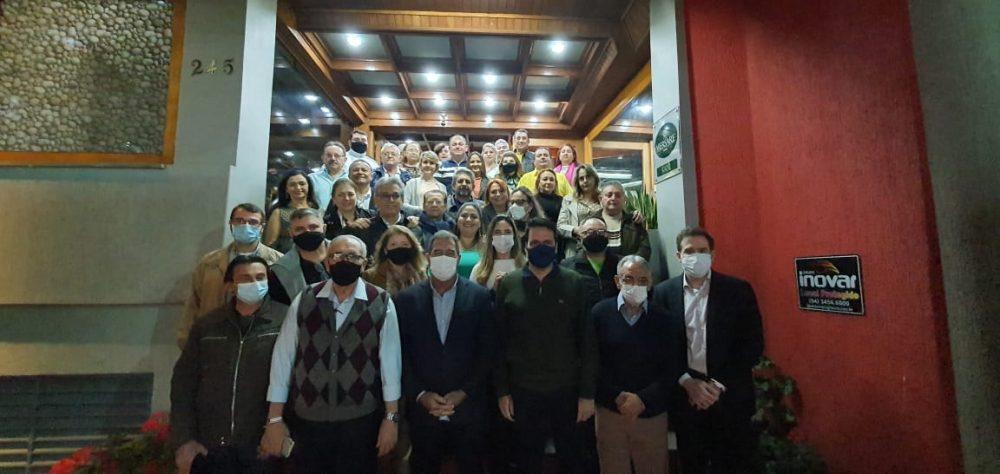 Delegação da Fecomércio participa do 36º CNSE