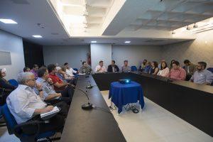 Desenvolvimento de Setores Empresariais em pauta na Fecomércio-CE