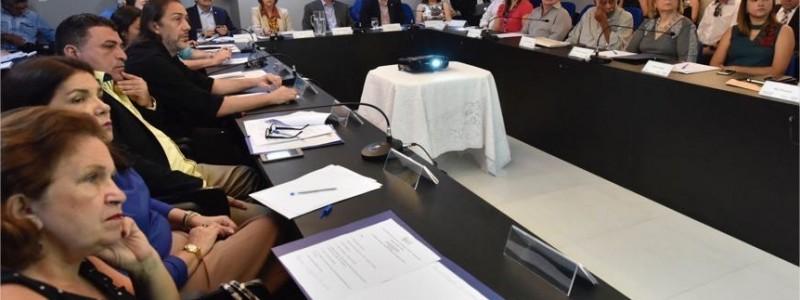 Fecomércio realiza reunião com Deputados  da Comissão de Turismo