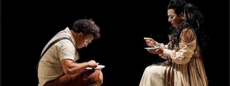 Sesc recebe crianças e adultos em montagens teatrais