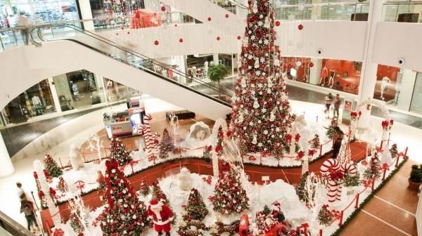 CNC prevê contratação de 73,1 mil temporários e aumento de 4,3% nas vendas de Natal