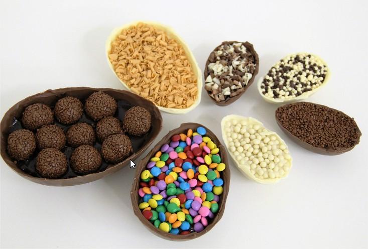 Senac/ce está com inscrições abertas para curso de chocolates e ovos para a páscoa