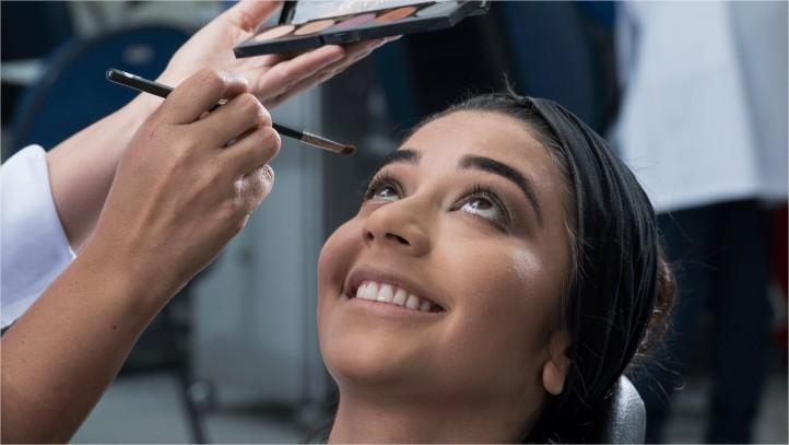 Senac forma profissionais para o mercado da beleza no Ceará