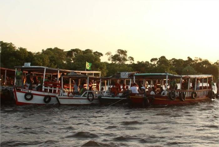Jovens indígenas participam de vivência no Rio Ceará e aprendem sobre biodiversidade e tradições