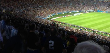 Mundial de Futebol deverá movimentar R$ 1,5 bilhão no varejo brasileiro