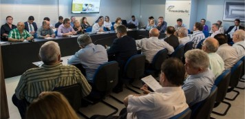 Reuniões Conselhos e Diretoria | Sistema Fecomércio