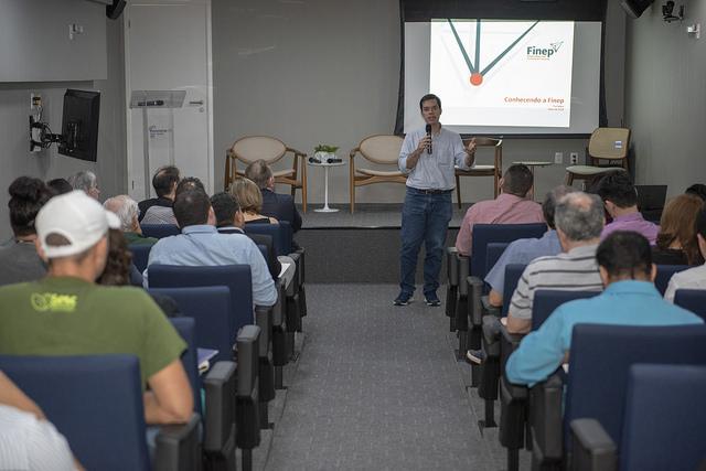 Empresários do CE contam com financiamento para projetos de inovação