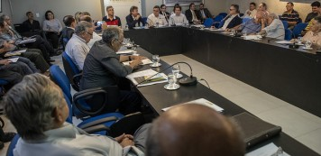Reunião Diretoria Fecomércio