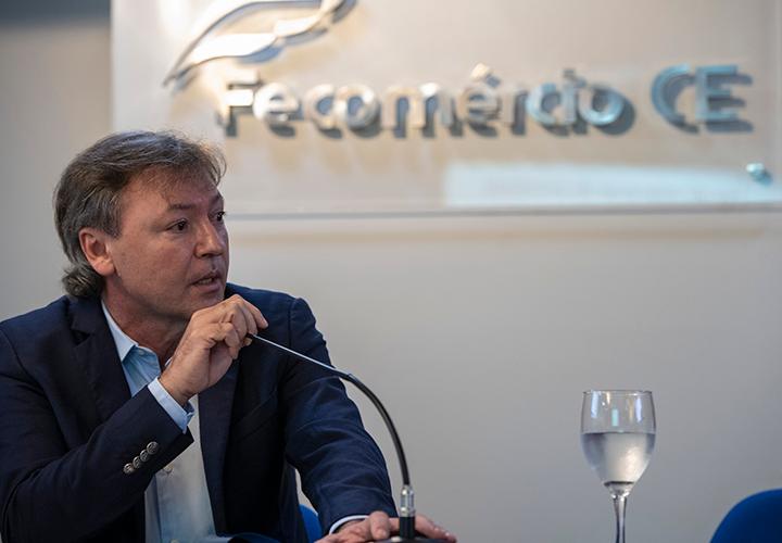 Reunião de Diretoria da Fecomércio debate alvarás de Fortaleza