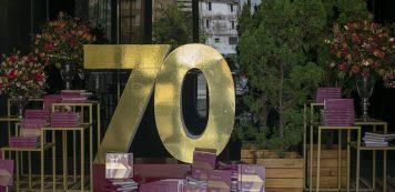 Sistema Fecomércio fecha o ano com o  lançamento do Livro dos 70 anos da Instituição