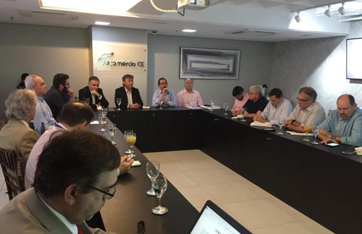 Maurício Filizola recebe empresários do setor de Tecnologia da Informação e Comunicação