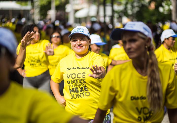 Resultado de imagem para Todos os municípios cearenses participam do Dia do Desafio 2019