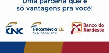 Fecomércio-CE apresenta cartão para  acesso a crédito exclusivo do BNB
