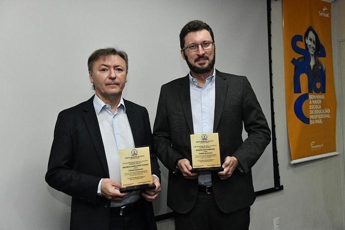 Maurício Filizola e Rodrigo Leite recebem Título de Cidadão Iguatuense