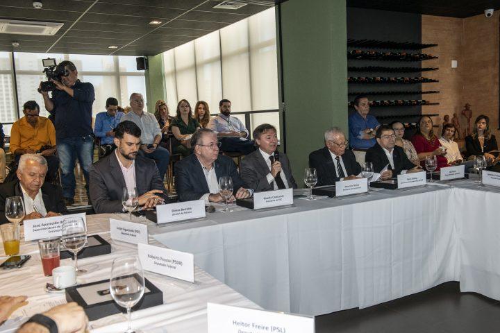 Sistema S apresenta números para deputados federais cearenses