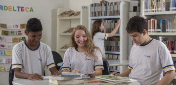 Pré-inscrições para ano letivo de 2021 nas escolas Educar Sesc acontecem até 8 de outubro