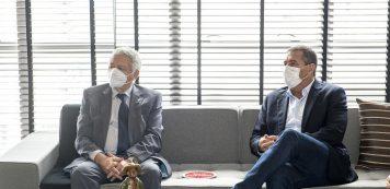 Reunião Fecomércio e Cônsul Geral da Argentina no Nordeste