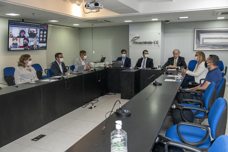 Câmara Brasil Argentina no Ceará é instalada oficialmente na Fecomércio